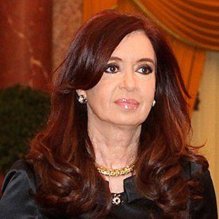 La expresidenta Cristina Fernández de Kirchner será investigada.