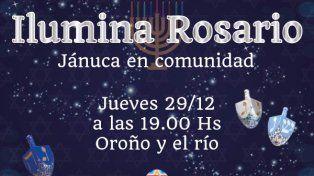 Mamita Peyote canta hoy en un festival benéfico por Jánuca en Oroño y el río