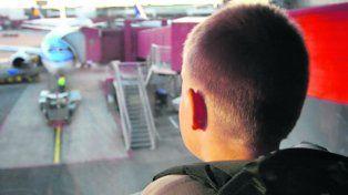 Penoso. El niño manifestó a la Justicia su deseo de vivir con su madre.