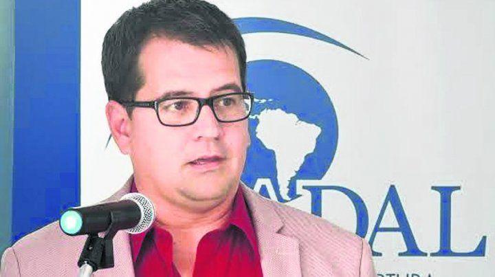 analista. Chaguaceda rescata a la sociedad civil intermedia que sobrevive en la tensión.