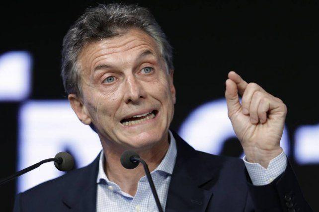 Macri fue muy crítico con el juez Daniel Rafecas