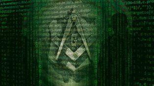 Hackearon la web del Club Bilderberg con un mensaje intimidatorio para sus miembros.