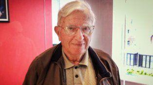 El historiador estadounidense Robert Potash falleció a los 95 años.