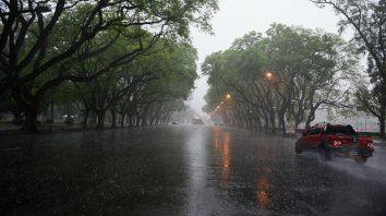 Durante la primera semana de enero el tiempo estará inestable y con abundantes precipitaciones. (Foto de archivo).