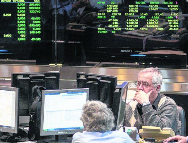 El Merval subió 1,34 por ciento por el impulso de lasempresas energéticas