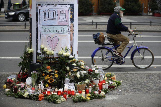 Berlín todavía tiene fresco el atentado en el mercado navideño.