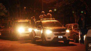Nueve personas con pedido de captura fueron arrestadas en Año Nuevo en Rosario.