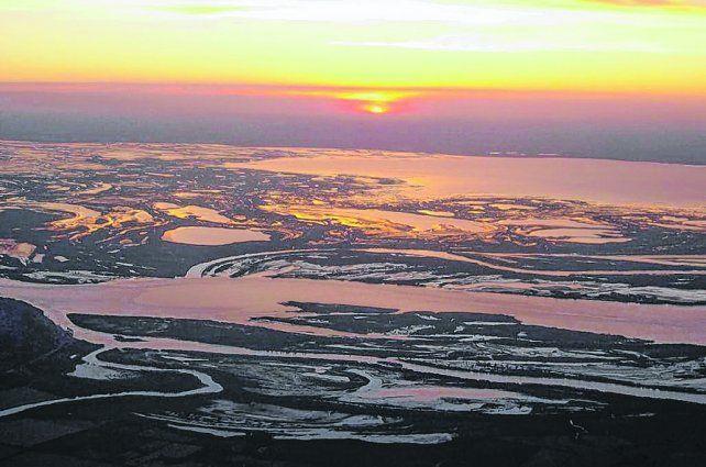 en riesgo. El Delta del Paraná es uno de los humedales más importantes