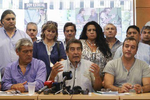 Hugo Godoy puso en marcha la denominada CTA Perón.