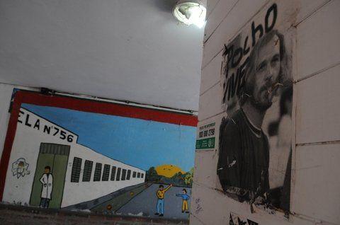 memoria. Pocho Lepratti fue asesinado en diciembre de 2001 en la Escuela Nº 756 de Rosario.