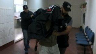 septiembre. Los dos rumanos fueron detenidos en Pellegrini y San Martín.