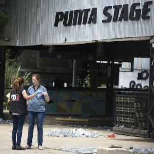 El boliche Punta Stage de Arroyo Seco, en la mira de la Justicia por la muerte de Giuiliana Maldovan.