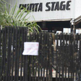 El boliche donde ocurrió la tragedia.