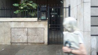 El edificio donde funciona la agencia de turismo Más Diversión