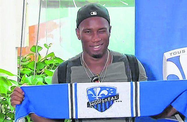 Drogba es un fenómeno como jugador y como persona