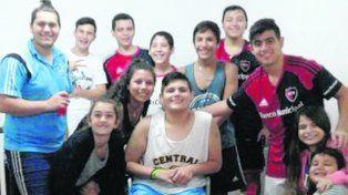 Juan Cruz Ferreyra, el chico atropellado por una camioneta policial, volvió a su casa