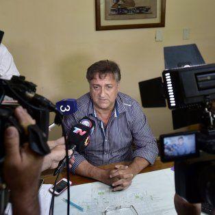 El secretario técnico de la Municipalidad de Arroyo Seco, Daniel Oliva.