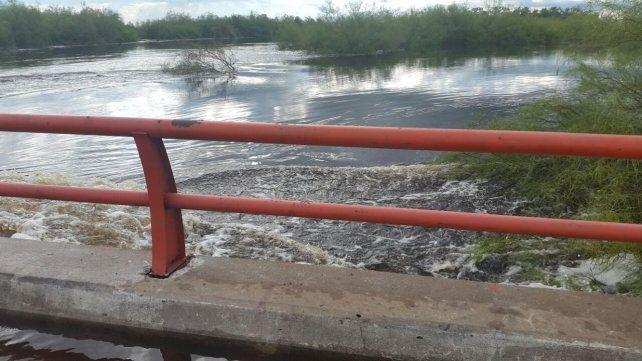 El arroyo Colastiné