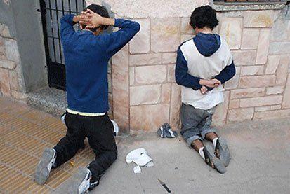 detención de niños y adolescentes. Macri impulsará cambios en el régimen penal juvenil.