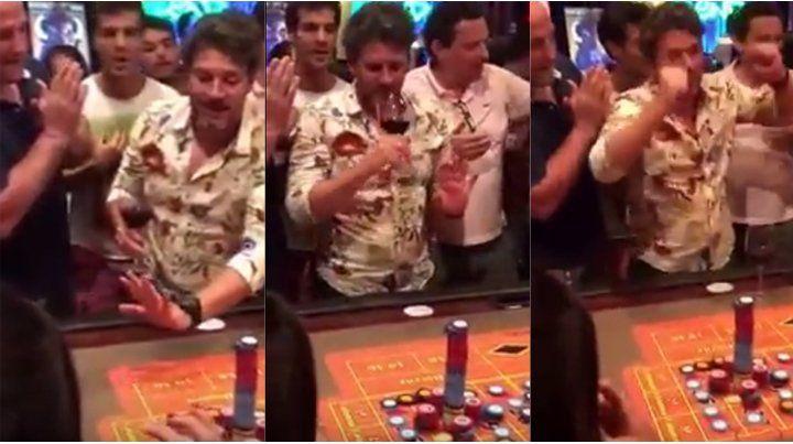 Uno de los dueños de Havaianas ganó una fortuna apostando al 32 en el Casino de Punta del Este