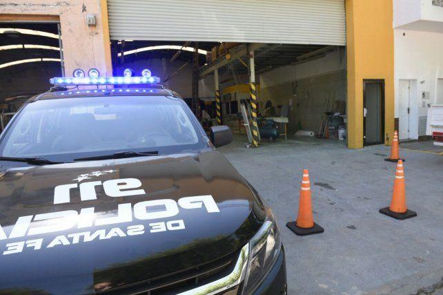 El robo tuvo lugar en barrio Belgrano en las primeras horas de la tarde.