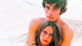 Escena de Zabriskie Point