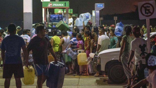 Gasolinazo en México: un muerto, 600 detenidos y 300 negocios saqueados