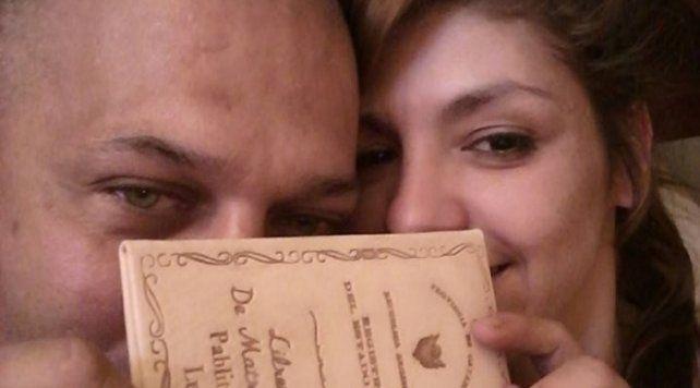 Luciana y Pablo