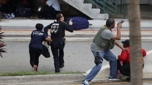Identifican al autor del tiroteo que dejó 5 muertos en aeropuerto de Florida