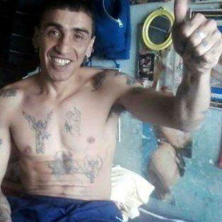 Monstruo. Gabriel Chirete Herrera, de 39 años.