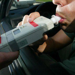 Test de rutina. Ahora se aplican los test de alcoholemia, y en casos puntuales se sumará el nuevo examen.