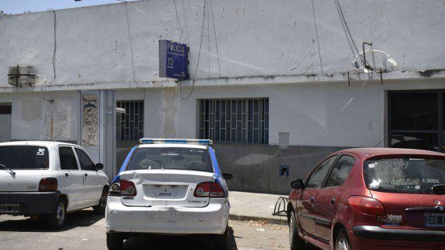 La comisaría de barrio Bella Vista