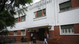 El hospital Alberdi