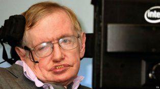 Impresionante. Para Hawking