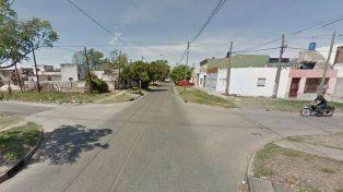 El hecho sucedió en la esquina de Camilo Aldao y Esquiú.