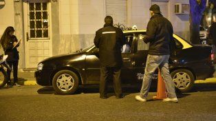 Un taxista dio positivo en un control de alcoholemia que remitió 39 autos  al corralón