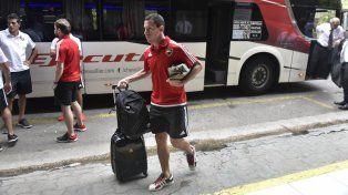 Maxi Rodríguez fue uno de los más solicitados por los hinchas de Newells.