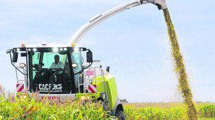 El agro, factor de crecimiento