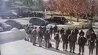 Cuatro soldados israelíes murieron en un ataque con un camión en Jerusalén.