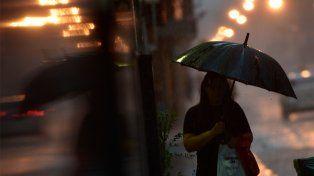 El Servicio Meteorológico Nacional renovó el alerta para toda la provincia.