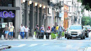 renovada. Las obras se extenderán a 4 cuadras de calle Sarmiento.