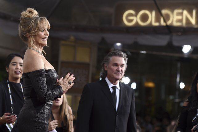 El backstage de la gran fiesta de los Golden Globe