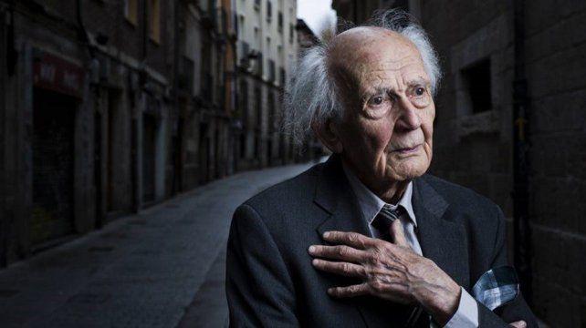 El polaco Zygmunt Bauman falleció a los 91 años en Leeds