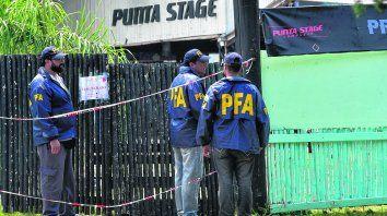 bajo la lupa. La Policía Federal allanó el boliche y la productora de la fiesta electrónica siguiendo el rastro de las drogas sintéticas.