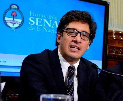 un objetivo. Garavano volvió a defender la iniciativa del gobierno.