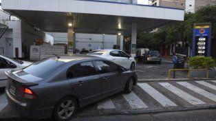 Aumentos. El combustible aumenta pero los estacioneros advierten sobre las dificultades del sector.