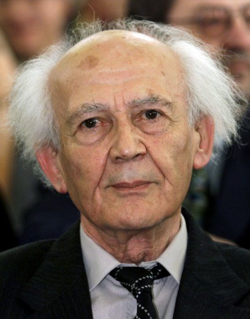 El sociólogo y filósofo polaco Zygmunt Bauman