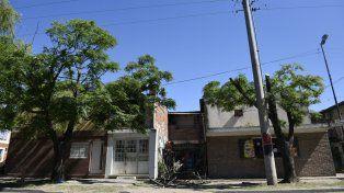 El lugar donde perdió la vida Carlos Ramírez