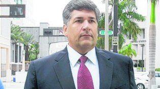 El empresario venezolano.