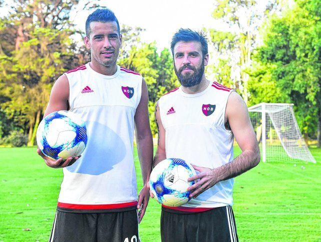 Queridos por el DT. Mansilla y San Román fueron pedidos por Osella y la dirigencia los trajo enseguida.